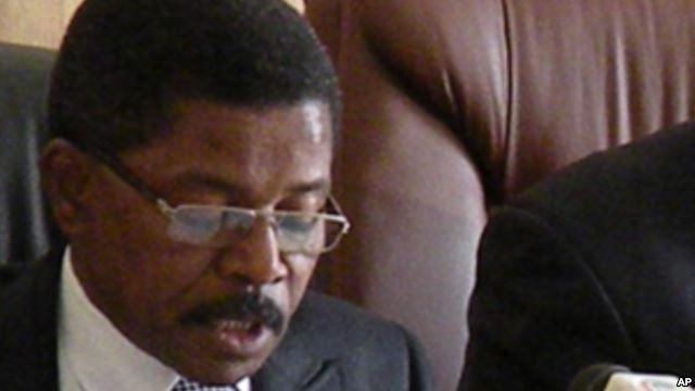 Vice-governador do Namibe, Alcides Gomes Cabral (AP)