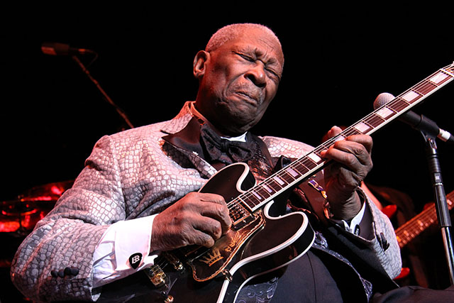 B. B. King (i24news.tv)