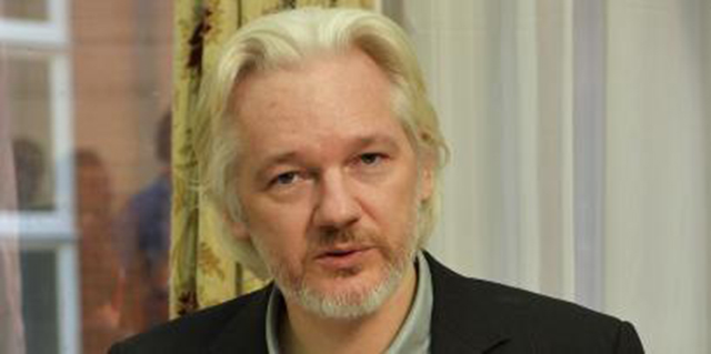 O fundador do WikiLeaks, Julian Assange (REUTERS/John Stillwell/pool)