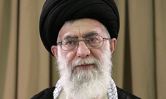 Ayatollah Ali Khamenei (AFP/Getty Images)