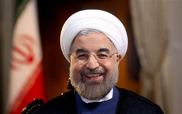 Presidente Hassan Rouhani (REUTERS)