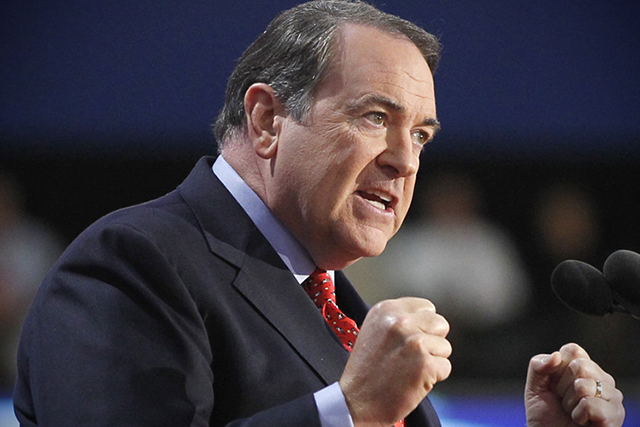 Mike Huckabee (Foto: Reuters/Jason Reed)