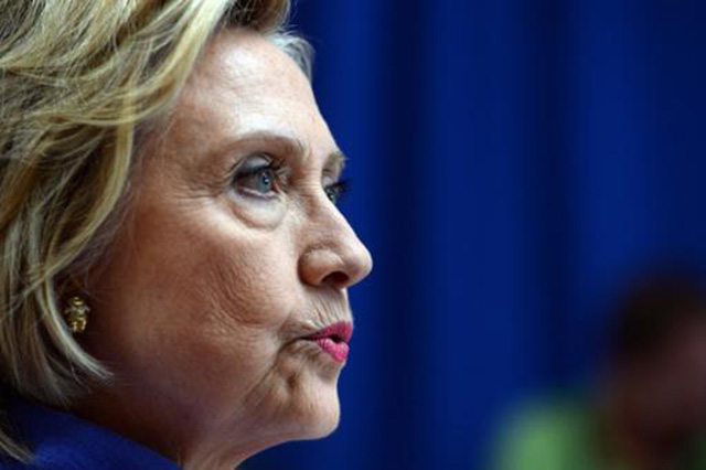 Hillary Clinton (Foto de Darren Mccollester/GETTY IMAGES NORTH AMERICA/AFP/Arquivos)