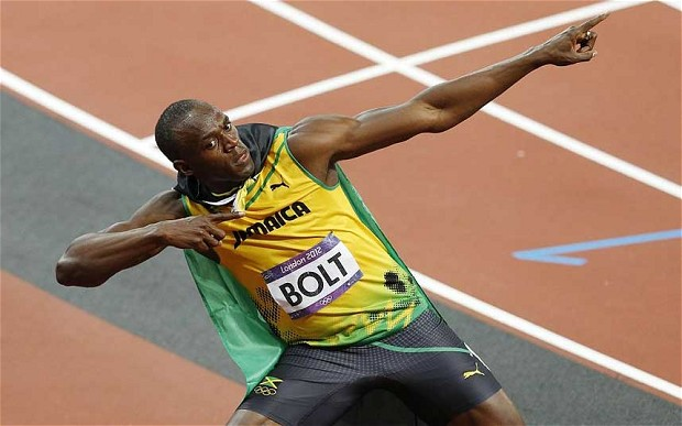 Usain Bolt (telegraph.co.uk)