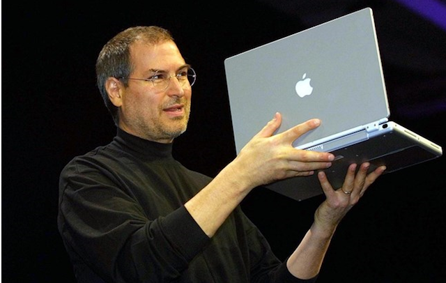 Steve Jobs, fundador da Apple (Foto: D.R.)