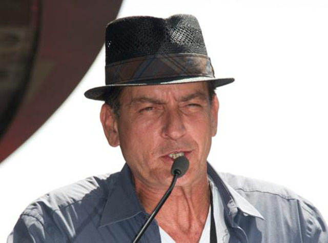 Charlie Sheen (Foto de JOE KLAMAR/AFP)