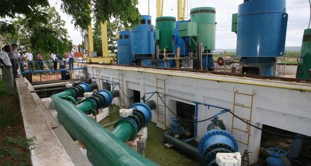 Luanda: Administração de Viana melhora abastecimento de água às comunidades