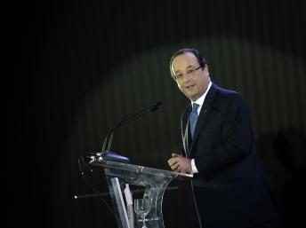 François Hollande sugere que Brasil adote lei sobre casamento gay