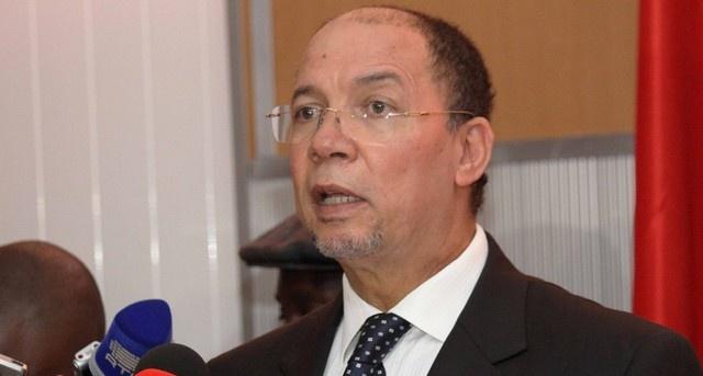 Coordenador executivo da Comissão Nacional do Processo Kimberley toma posse