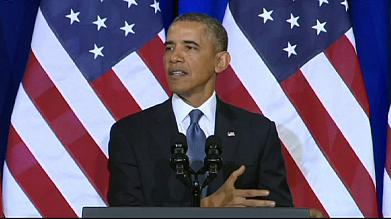 EUA: Obama privilegia relações externas