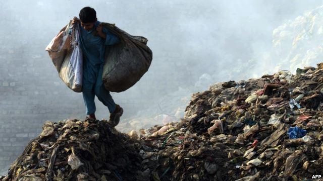 Huíla: Lixo causa problemas ambientais