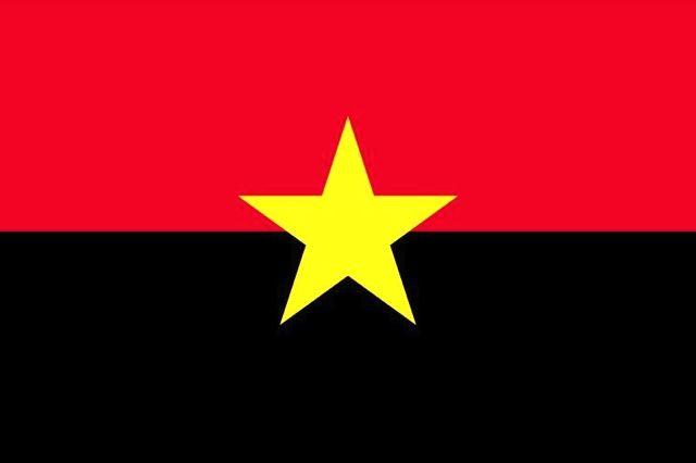 Programa das exéquias do camarada PAULO UÍME, membro do Comité Central do MPLA