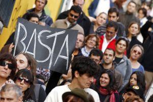 Centenas de pessoas protestam em Lisboa no sábado pelo Metro Mondego