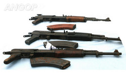 Cuanza Sul : Cidadãos entregam quatro armas de fogo
