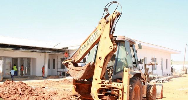 Cuando Cubango: Construção do hospital municipal de Mavinga retoma este ano