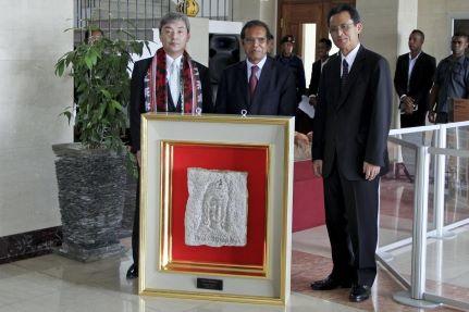 Pedra da Paz de Hiroshima evoca dor da guerra e esperança num mundo melhor – PR timorense