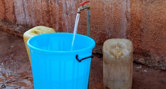 Benguela: Mais de 70% da população de Caimbambo beneficia de água potável