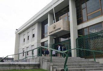 Tribunal de Paredes evacuado devido a ameaça de bomba