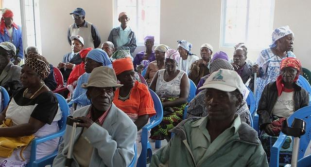 Estima-se que quatro porcento da população angolana seja idosa – Minars