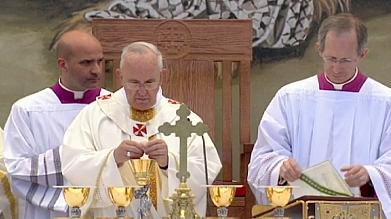 Papa Francisco surpreende todos na Terra Santa….como se esperava