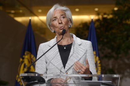 Diretora do FMI avisa que crise ainda não terminou e pede mais reformas