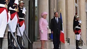 Dia D: Rainha de Inglaterra participa nas comemorações do desembarque na Normandia