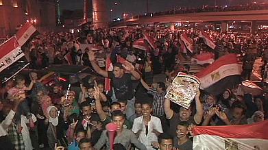 Egipto: apoiantes festejam investidura de al-Sisi