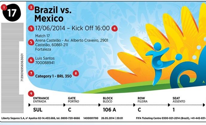 Nova chance: Fifa coloca à venda 180 mil ingressos nesta quarta-feira