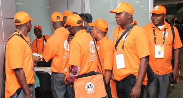 Técnicos do Censo na Chibia recebem subsídios