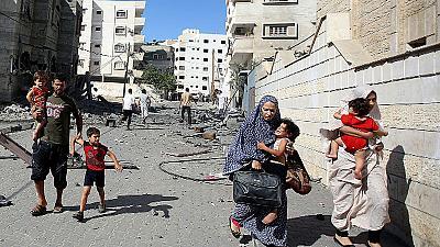 "Gaza: Ban Ki-moon apelou a uma ""pausa humanitária"""