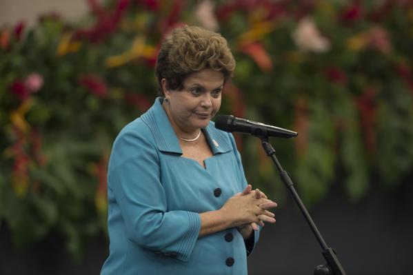 Dilma diz que líderes do Brics querem reforma no Conselho de Segurança da ONU