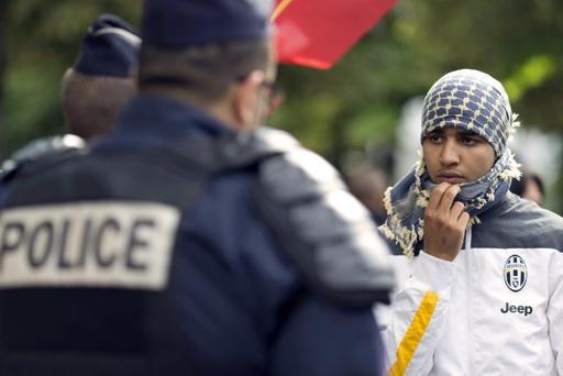 Manifestações pró-palestinos são proibidas em Paris