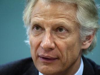 """Villepin defende no """"Figaro"""" intervenção da ONU nos territórios palestinos"""