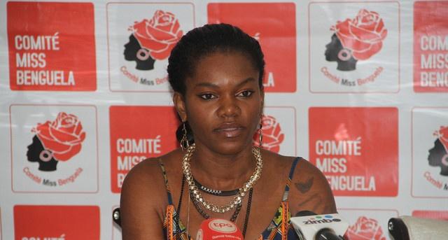 Comité Miss Benguela com nova presidente
