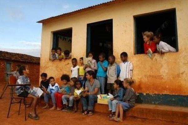 Brasil tem 508 escolas rurais sem infraestrutura, diz estudo