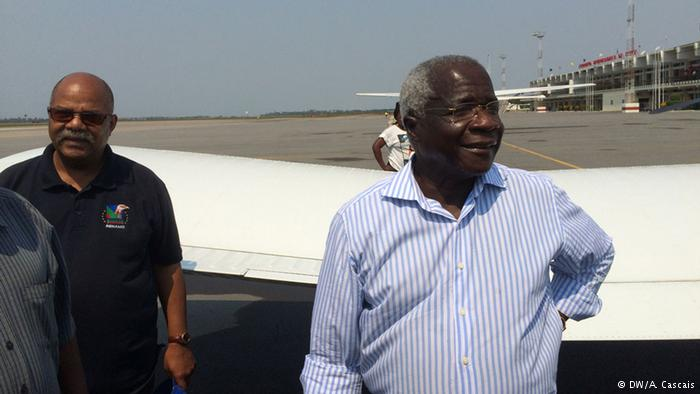 """Moçambique: """"Posso dizer que já ganhei"""" afirma Dhlakama à DW África"""