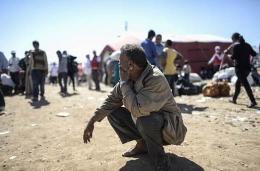 Jihadistas avançam para cidade síria de Ain al-Arab