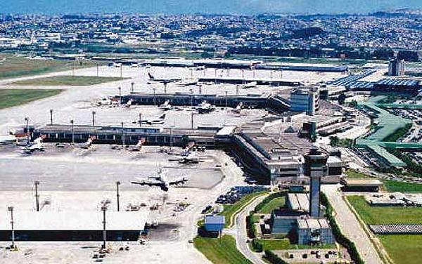 Aeroportos terão de reduzir tempo das filas no desembarque internacional