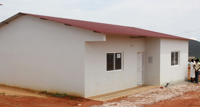 Huambo: Cachiungo ganha 60 residências sociais no Dia da Independência Nacional