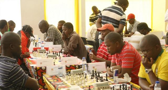 """Africano de xadrez já começou""- director provincial"