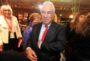 Lisboa: António Costa reúne-se hoje com líderes do PSOE e do SPD