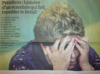 """Petrobras simboliza todos os males do Brasil"", diz Le Monde"