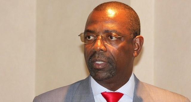 Ministro da Juventude e Desportos, Gonçalves Muandumba (Foto: joaquina Bento/Arquivo)