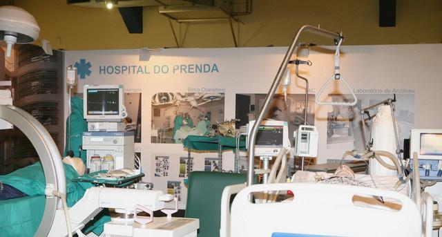 Conclusão do Bloco operatório constitui maior anseio da direcção do hospital de Catete