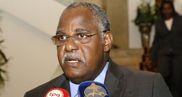Ministro da Saúde, José Van-Dúnem (Foto: Mota Ambrósio)