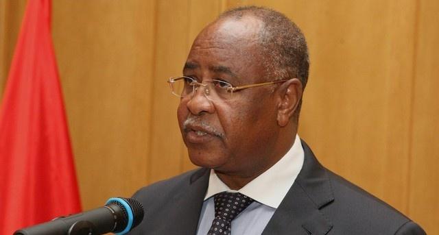 Procurador-Geral da República de Angola, João Maria de Sousa (Foto: Pedro Parente)