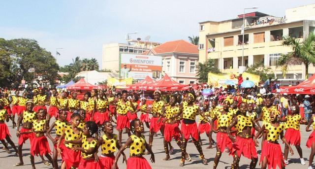 Benguela: Balombo no Carnaval provincial com dois grupos