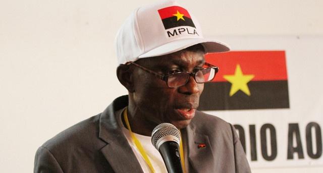 HUAMBO: secretário provincial do MPLA, Armando Capunda (Foto: VALENTINO YEQUENHA)