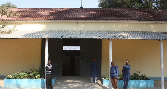 Morgue central do Lubango (Foto: José Krithinas)