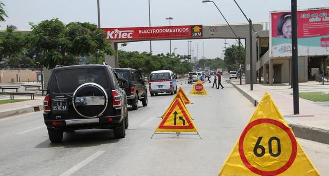 Operação STOP da Policia Naciona (Foto: Angop/Arquivo)